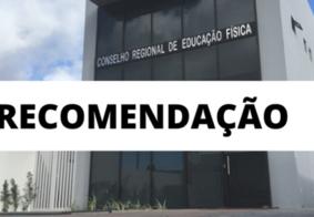 Conselho de Educação Física recomenda fechamento de academias na Paraíba