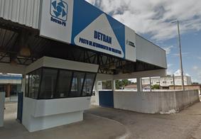 Suspeitos de tentar furtar peças de veículos em pátio do Detran são presos em JP