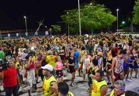 'Cada um com seu caneco' desfila nas ruas do Centro Histórico de João Pessoa nesta terça (25)