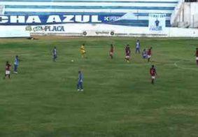 Atlético vence o Campinense por 3 a 0 jogando em Cajazeiras