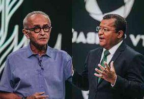 Pesquisa IBOPE do 2º turno aponta Cícero com 44% e Nilvan com 36%; confira