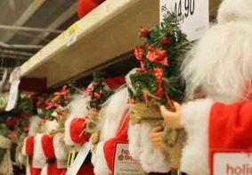 Consumidores dizem que gastarão menos neste Natal, aponta pesquisa