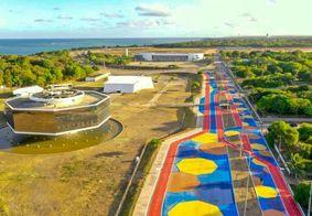 Espaço destinado a lazer e prática de esportes integra programa de Praças e Parques