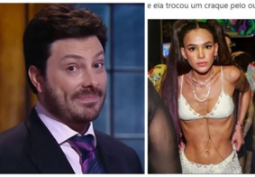 Famosos saem em defesa de Bruna Marquezine após críticas de Danilo Gentili