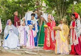 Espetáculo gratuito na Lagoa conta a história do nascimento de Jesus Cristo, neste domingo (23)