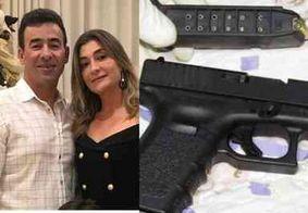 """""""Tiro em empresário Helton Pessoa foi dado pelas costas"""", diz advogado após laudo"""