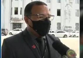 Coronel foi entrevistado pela equipe do programa O Povo na TV