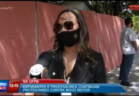 Polícia Federal dá prazo para estudantes desocuparem reitoria da UFPB