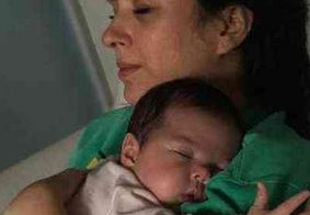 """Tatá Werneck faz post sobre pressão da maternidade: """"Julgar é cruel"""""""