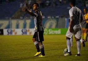 Botafogo-PB busca empate três vezes contra o Londrina, mas é eliminado da Copa do Brasil