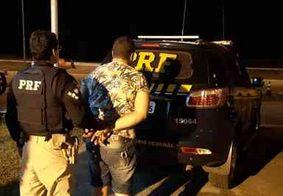 Homem é preso com 2 quilos de cocaína escondida dentro de carro, em Mamanguape