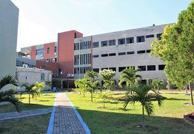 Campus de João Pessoa da Universidade Federal da Paraíba.