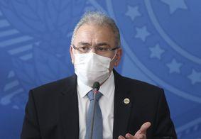 Marcelo Queiroga planeja terceira dose da vacina contra Covid-19