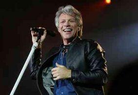 Show de Bon Jovi em Recife terá esquema de pré-venda similar ao de Sandy e Júnior