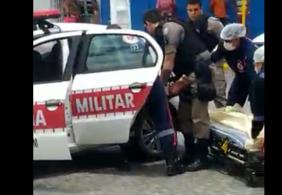 Mulher é assassinada a facadas na Paraíba; companheiro é preso