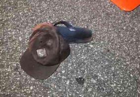 Homem morre após ser atropelado por dois carros em rodovia da Grande João Pessoa