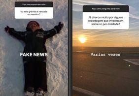 Verdade ou Mentira: como usar o template no Instagram
