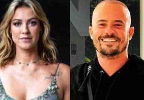 17 anos após romance, Paulo Vilhena e Luana Piovani se reencontram em Lisboa