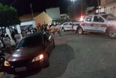 Casal é assassinado a tiros em praça no Cariri da PB