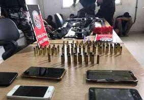 Guerra do tráfico tem troca de tiros e reféns durante a madrugada em João Pessoa