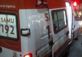 Com indícios de espancamento, homem é resgatado por equipe do SAMU