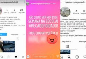 Ameaça de massacre em escola de João Pessoa aterroriza pais e alunos