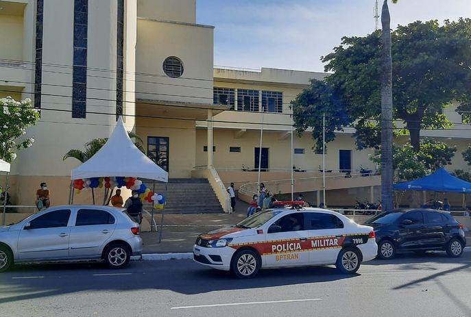 Escola Liceu Paraibano, no Centro de João Pessoa