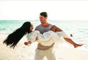 Simaria anuncia término com marido após 14 anos de relacionamento