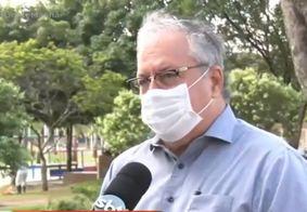 Fábio Rocha, secretário de Saúde em João Pessoa