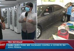 Fernando Virgolino tirou dúvidas sobre a vacinação