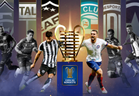 Bahia e Ceará entram em campo pelo título da Copa do Nordeste 2020