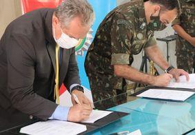 UFPB firma acordo com Exército para oferta de estágio; confira