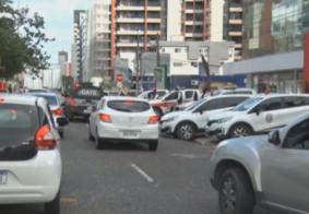 Em uma semana, 700 motoristas foram barrados nas barreiras sanitárias em JP