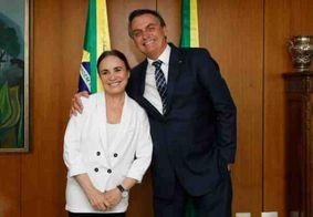 Regina Duarte aceita convite e deve assumir Secretaria da Cultura