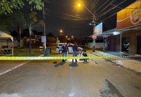 Crime ocorrido durante a madrugada no bairro de Quadramares.