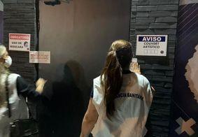 Cinco bares de João Pessoa são autuados por descumprimento de decretos