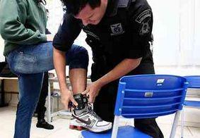 Falta grave pode deixar de levar à perda de tornozeleira eletrônica