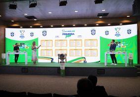 CBF divulga tabela detalhada da edição 2021 da Copa do Brasil
