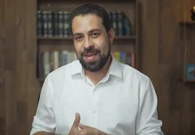 Boulos é intimado a prestar depoimento na PF por críticas a Bolsonaro