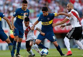 Primeiro jogo da final da Libertadores entre Boca x River é confirmado para o sábado (10)