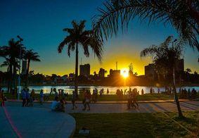 Parque da Lagoa é um dos pontos turísticos de João Pessoa