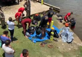 Bombeiros encontram corpo de homem em açude de Santa Rita