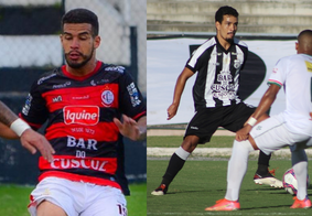 Equipes paraibanas entraram em campo neste domingo