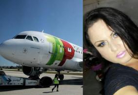 Após 6 meses, corpo de paraibana morta em voo da AirFrance deve chegar ao Brasil