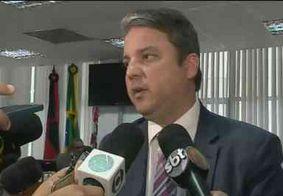 Fabiano Gomes convocará entrevista coletiva quando sair do presídio, afirma advogado