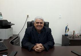 Nicácio Lopesapresentou sinais de alteração na pressão arterial e passou por cirurgia.