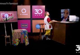 Emoção e nostalgia marca revival de 'A Hora do Chibata' na TV Tambaú