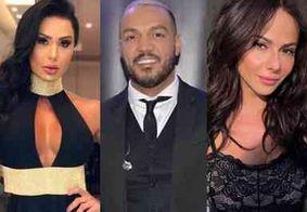 Gracyanne Barbosa diz que admira Viviane Araújo e sugeriu conversa do marido com a ex