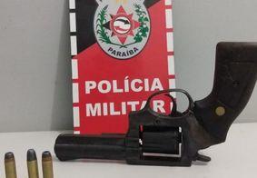Polícia apreende veículo, arma e prende cinco suspeitos de crimes na Grande João Pessoa