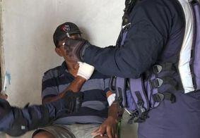 Homem tem parte de mão cortada durante acidente doméstico